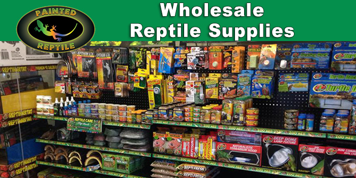 Wholesale Reptile Supplies